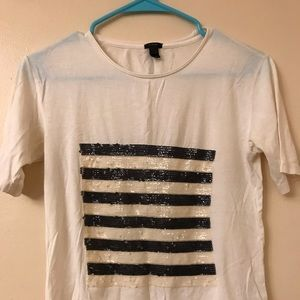 Jcrew sequence t-shirt